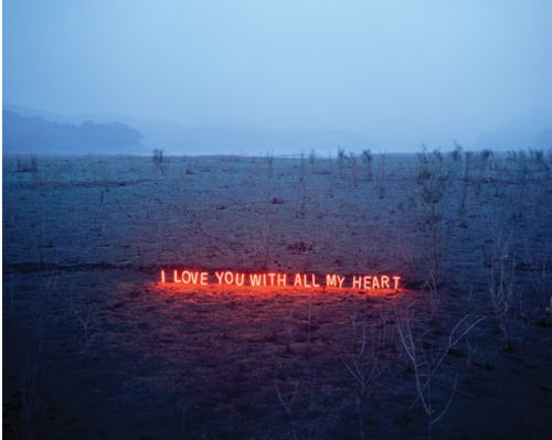 i love you with all my heart ~ By Jung Lee