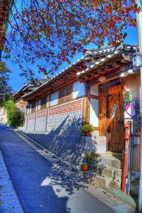 韓国の伝統的な家「韓屋」。ぜひ北村韓屋村へ。ソウル 旅行・観光のおすすめスポット!