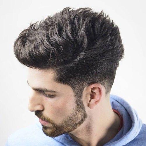 Unique Quiff Haircut For Men Haircut Men Quiff Unique Sac