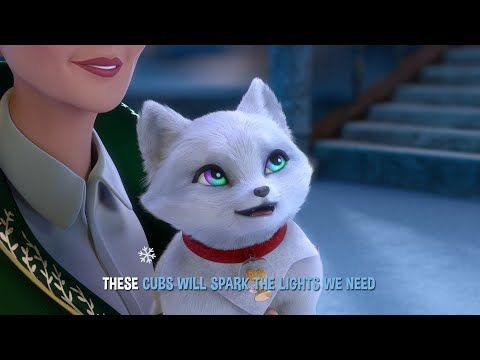 Fox Cubs Song Sing Along With Santa Mrs Claus And The Scout Elves In This Special Song About The Elf Pets Arctic Foxes And Their Elf Pets Christmas Tale Pets