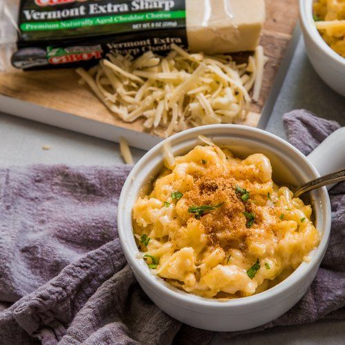 Slow Cooker Macaroni Cheese With Cabot Cheddar With Cabot Butter Crockpot Recipes Beef Crockpot Mac And Cheese Healthy Crockpot Recipes