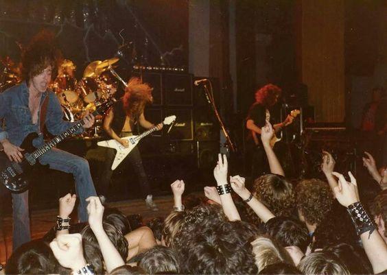 Metallica Ride ... Metallica Ride The Lightning Tour