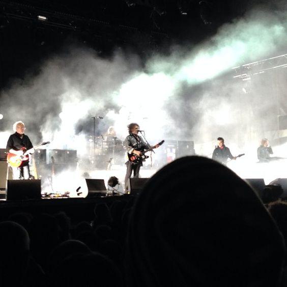 The Cure Riot Fest Toronto