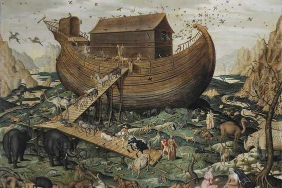 Was There Really A 'Great Flood'? – History Extra