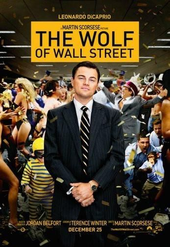 Wolf Of Wall Street Movie Poster 24Inx36In Poster