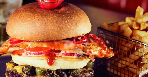 As it's National Burger Day, take a look at where you can grab a burger in Reading