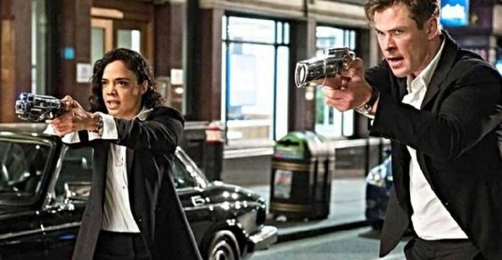 Men in Black: International Releasing on June 14th