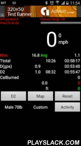 Bike Trip Computer Free  Android App - playslack.com , Real time velocity,max V, avg V, total distance and time, elevation with GPS. Calories burned statics. Showing real time arrow for speed up/down and elevation up/down with statics. Beep can be enabled