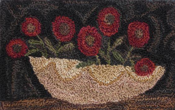Handmaiden Designs - Bowl of Flowers