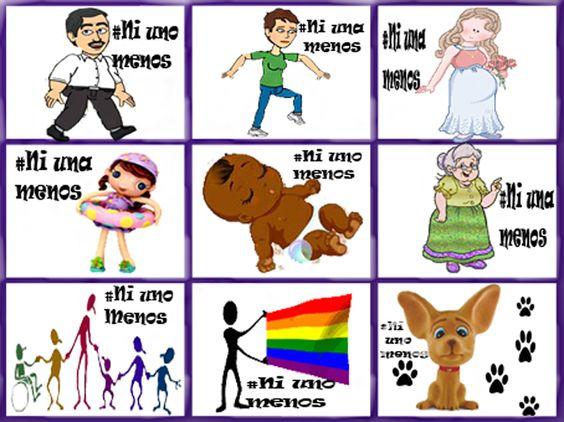 No es cuestión de género. #NadieMás #NiunoMenos