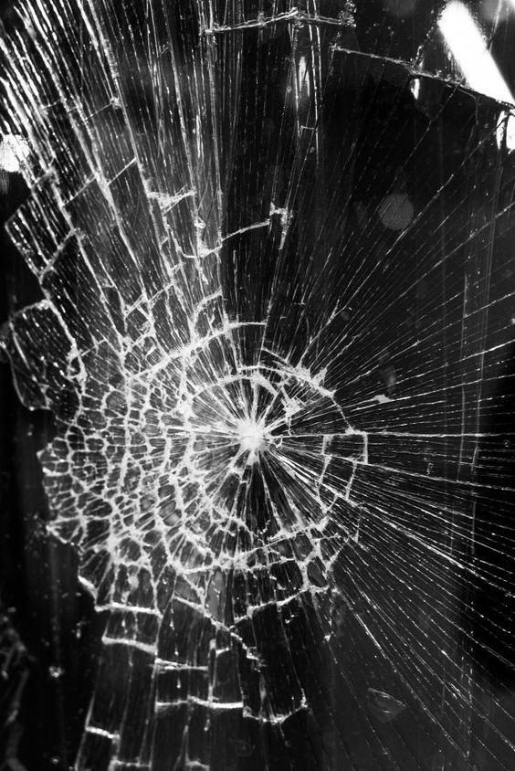 Fondo de pantalla movil cristal roto