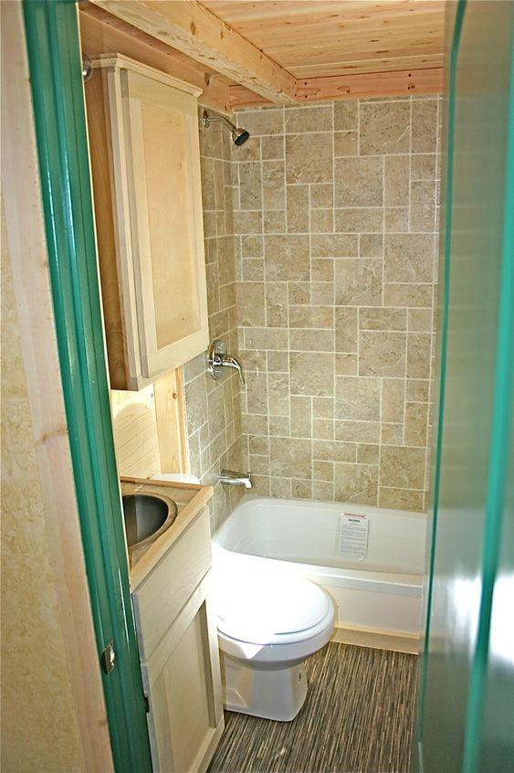 Tiny House Inside Bathroom pinterest • the world's catalog of ideas