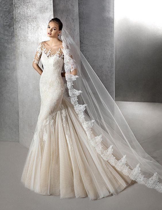 ZANDRA, Wedding Dress