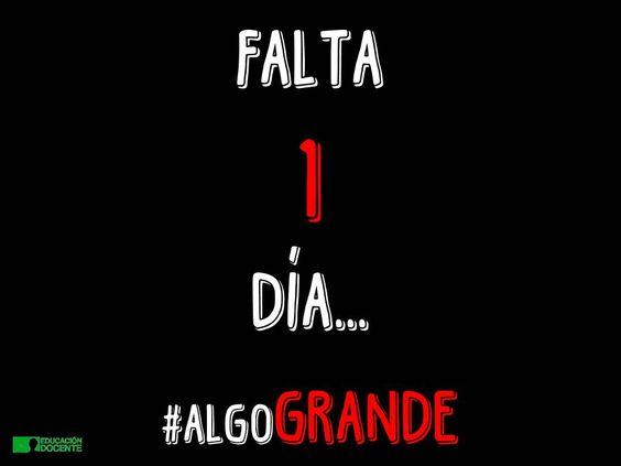 #algoGRANDE se acerca... ¡¡Mañana Black Friday en #EducacionDocente!! www.educaciondocente.es