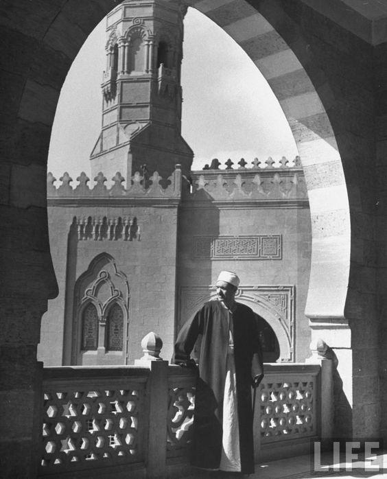 Faces of Egypt, life magazine, circa 1940's
