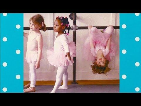 Try Not To Laugh Funniest Kids Ballet Dancer Fails Funny