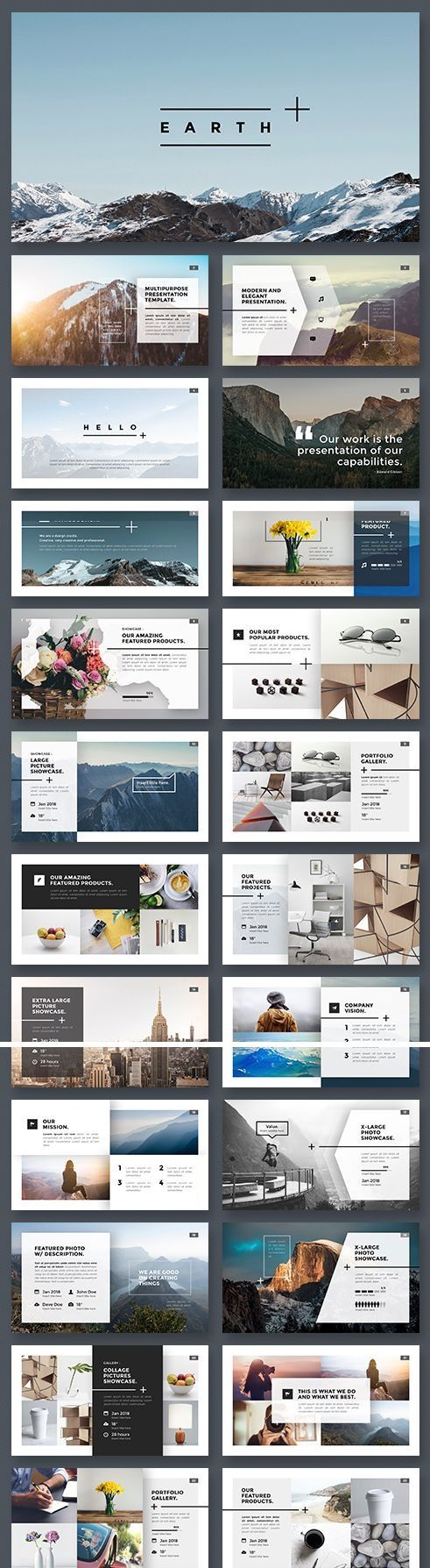 Pin By Fio Soto On Editorial Keynote Design Presentation Design Layout Presentation Design
