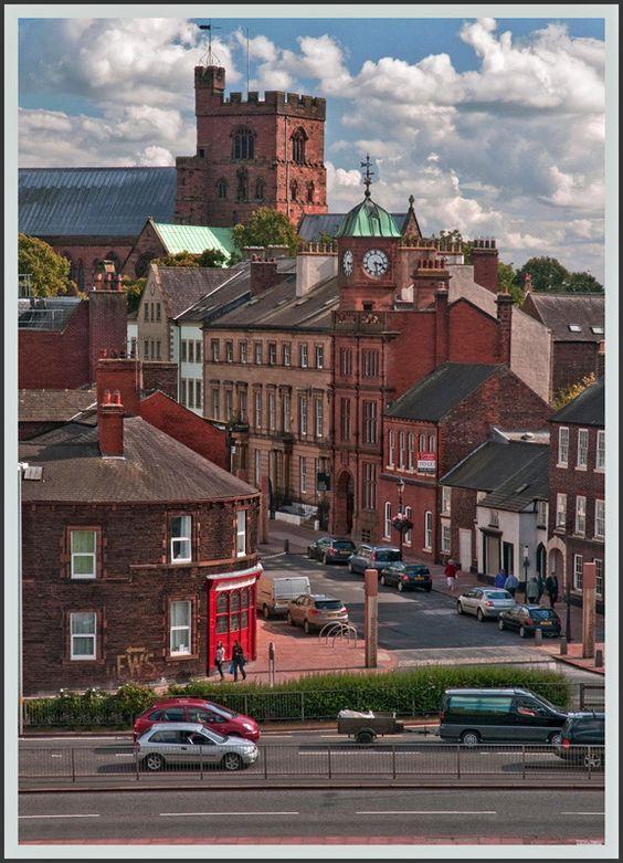 Carlisle, Cumbria, England, Copyright: Beverley Robinson