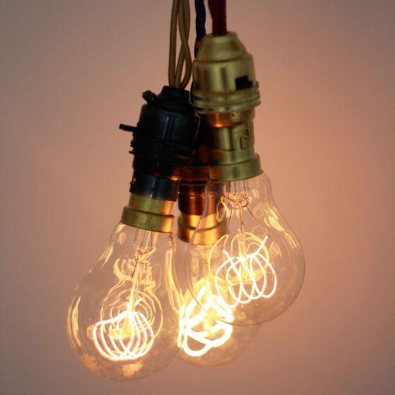 interesting twist on normal lightbulbs!