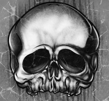 how to draw the black label society logo