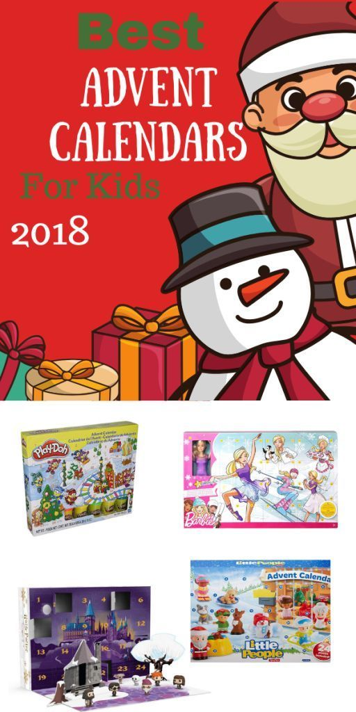 The Best Advent Calendars For Kids Advent Calendars For Kids