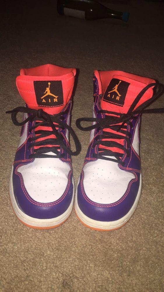 air max 1 black red purple