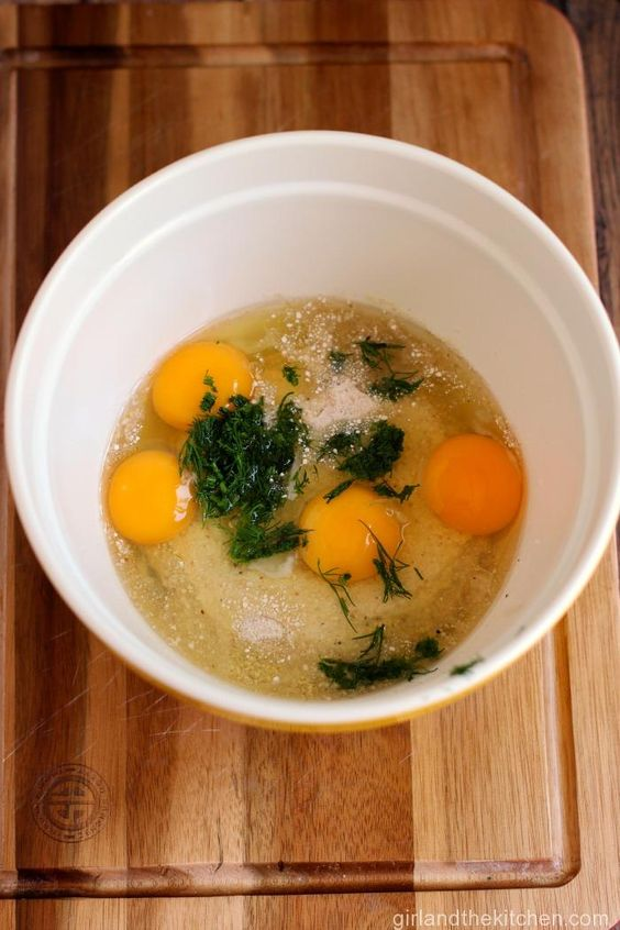 Matzoball Chicken Soup from the Girl and the Kitchen