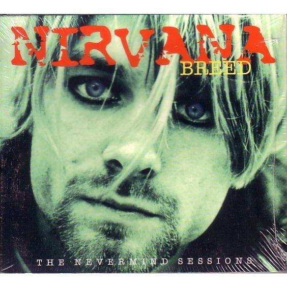 Nirvana – Breed (single cover art)