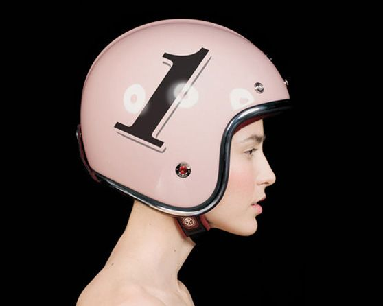 I mean to say, who cares what the bike looks like anyway! Helmet lust, courtesy @Sam Tripodi