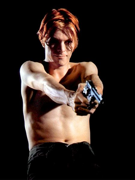 1975 Sex Pistol - David Bowie Photos