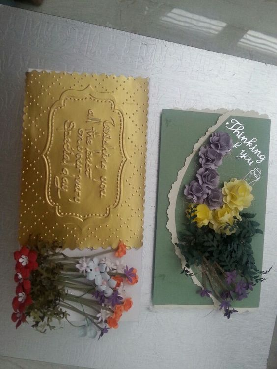 Punch craft envelopes