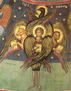 Ángeles en la Biblia: Querubines