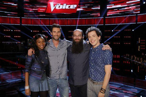 Team Adam Levine