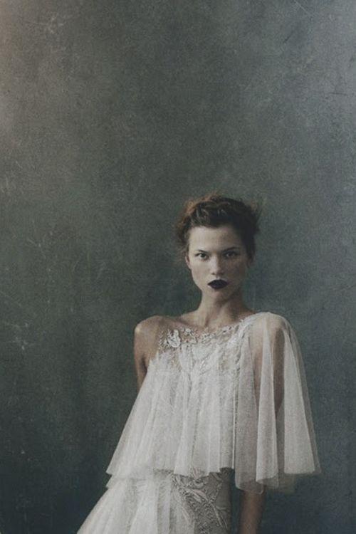 *** modern photo, vintage look & feel *** lace
