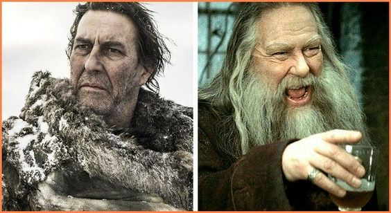 12 Actors Who Went From Harry Potter To Game Of Thrones Actors Harry Potter Michelle Fairley