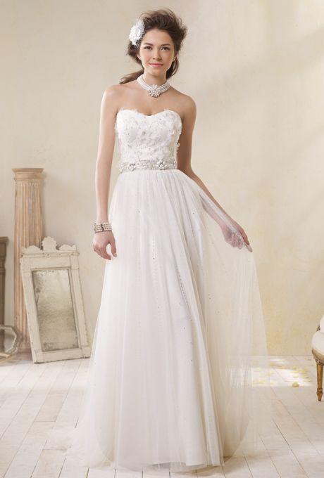 Modern Vintage by Alfred Angelo Dresses | Brides.com