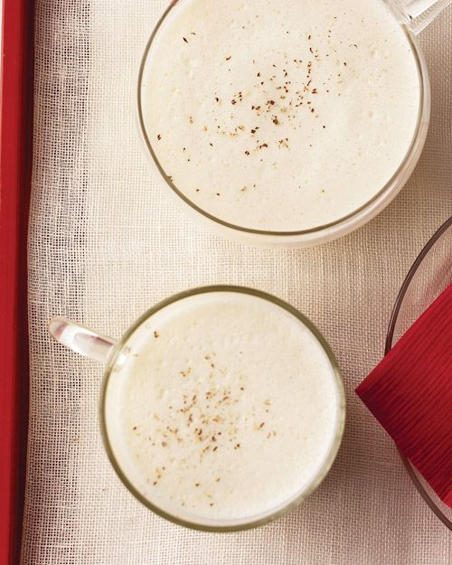 I know I shouldn't, and that its awful, but I love eggnog!