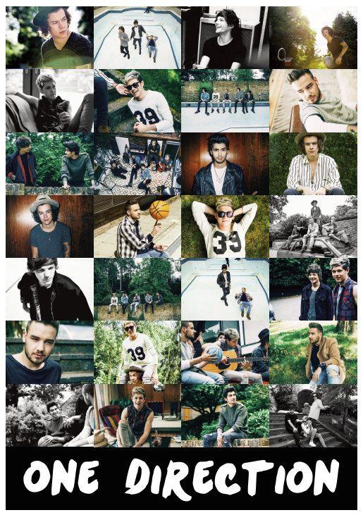 One+Direction+FOUR+Poster+Print+by+MusicPosters+on+Etsy