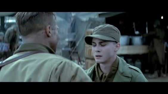 ANDPOP Brad Pitt Hunts For Nazis In Fury Big Screen - New official trailer fury starring brad pitt