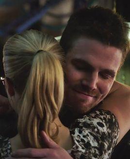 Season 3 Olicity - Oliver & Felicity