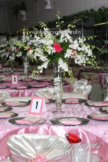 Tema precious wedding colores rosa palo ivory servicio for Sillas para bodas