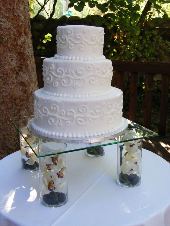 plain 3 tier wedding cake simple 3 tier wedding cakes simple 3 tier cake this 3 18630