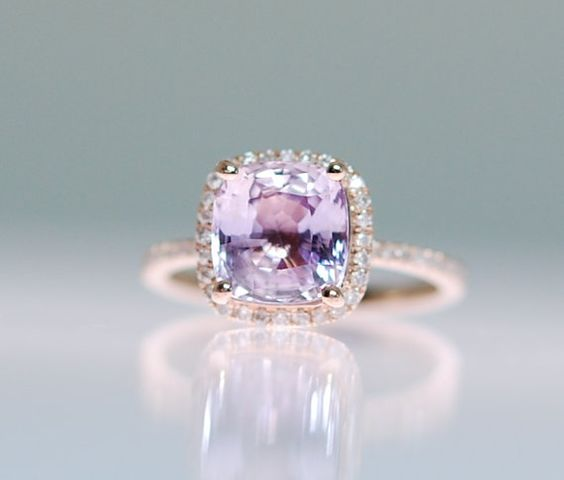 Hey, I found this really awesome Etsy listing at https://www.etsy.com/ie/listing/267792787/pink-sapphire-ring-14k-rose-gold-diamond