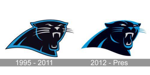 Carolina Panthers Logo Carolina Panthers Logo Carolina Panthers Panthers Football Team