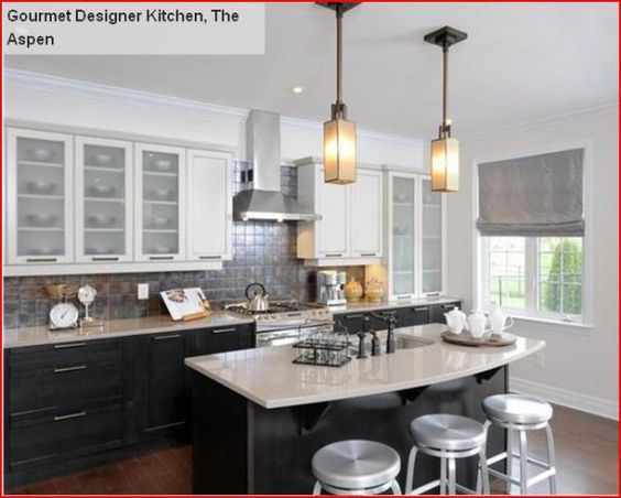 White vs wood  For the Home  Pinterest  Wood Kitchen Cabinets