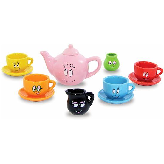 Barbapapa Porcelain Tea Set