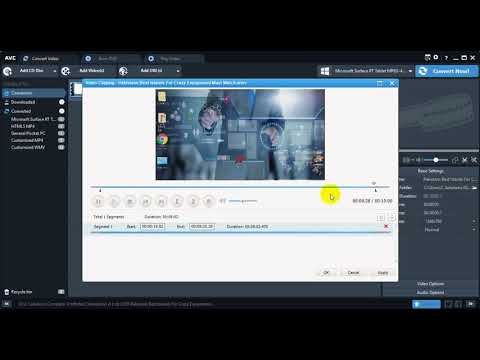 Cutt Any Video File With Any Video Converter Free Youtube Free Youtube Video Converter Youtube
