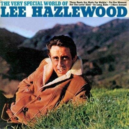 Lee Hazlewood - The Very Special World of Lee Hazlewood LP