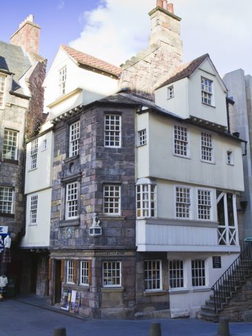 John Knox House, Royal Mile, Edinburgh: Edinburgh Scotland, Things Scottish, Art, Things Brit Scotland, Clans Kilts, Amazing Places, Britian Ireland, Scottish Things