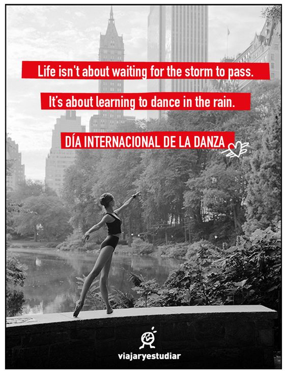 ¡Feliz Día Internacional de la Danza!
